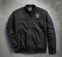 Harley-Davidson® Men's 115th Anniversary Bomber Jacket 98585-18VM