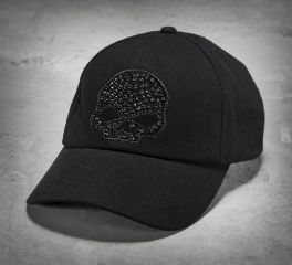 Harley-Davidson® Skull Baseball Cap 99502-15VW
