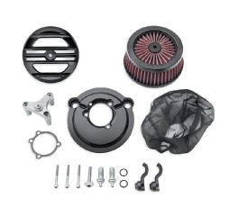 Harley-Davidson® Performance Rail Air Cleaner Kit 29400232A