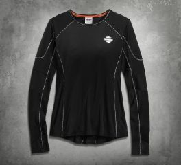 Harley-Davidson® Performance Vented Long Sleeve Tee 99166-16VW