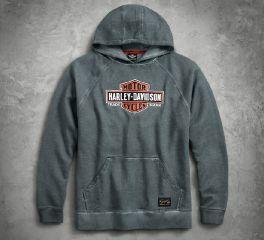 Harley-Davidson® Genuine Classics Pullover Hoodie 99030-17VM