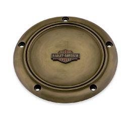 Harley-Davidson® Brass Derby Cover 25700515