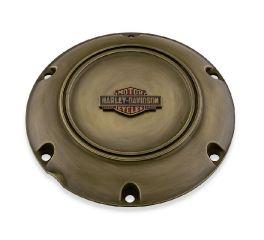 Harley-Davidson® Brass Derby Cover 25700517