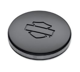 Harley-Davidson® Diamond Black Left Side Fuel Tank Cap 57300151