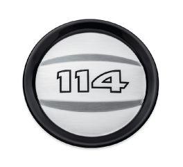 Harley-Davidson® 114 Logo Air Cleaner Trim 61300787