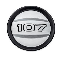 Harley-Davidson® 107 Logo Air Cleaner Trim 61300788