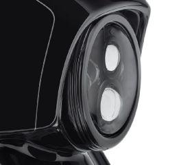 Harley-Davidson® Defiance Headlamp Trim Ring 61400348