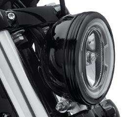 Harley-Davidson® Defiance Headlamp Trim Ring 61400431