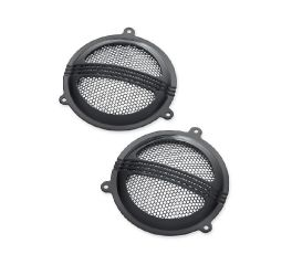 Harley-Davidson® Defiance Batwing Fairing Speaker Grills 76000686
