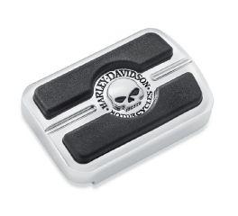 Harley-Davidson® Willie G. Skull Brake Pedal Pad 50600313