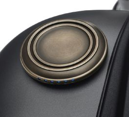Harley-Davidson® Brass LED Fuel Gauge 70900709