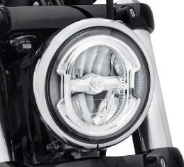 Harley-Davidson® 5-3/4 in. Daymaker Signature Reflector LED Headlamp 67700355