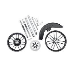 Harley-Davidson® Knockout Custom Wheel Kit 43300496