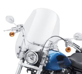 Harley-Davidson® Wind Splitter Quick-Release 19 in. Super Sport Windshield 57400323