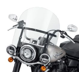 Harley-Davidson® King-Size H-D Detachables 18 in. Windshield 57400325