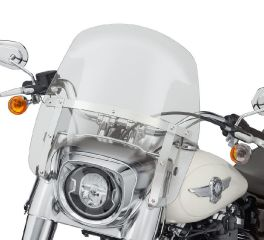 Harley-Davidson® Wind Splitter Detachable Compact 15 in. Windshield 57400367