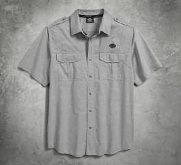 Harley-Davidson® Microstripe Shirt 96419-18VM