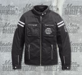 Harley-Davidson® Women's Neenah CE-Certified Riding Jacket 97109-18EW