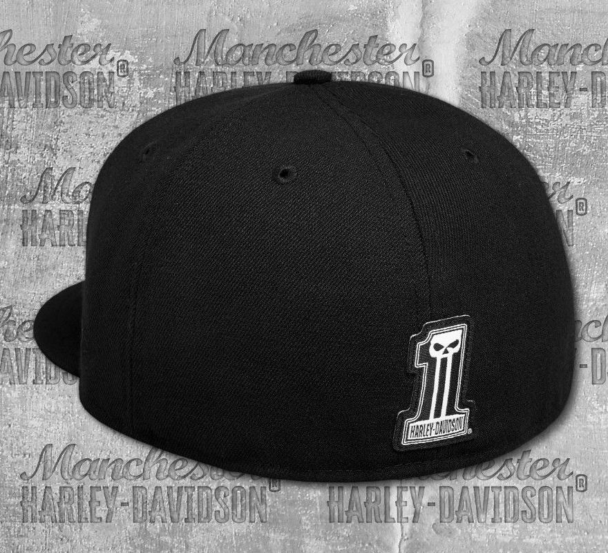 Harley-Davidson® Men s HDMC™ No.1 59FIFTY® Cap 99425-18VM ... e5a17ba9343