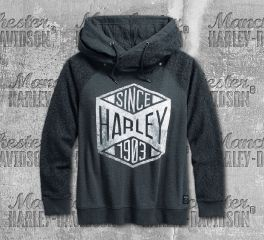 Harley-Davidson® Women's Since 1903 Pullover Hoodie 99110-18VW