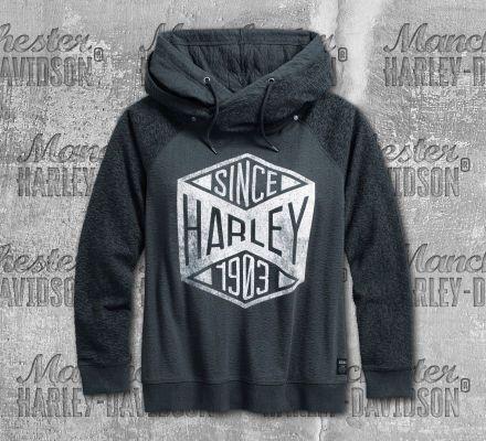 Harley-Davidson® Women's Since 1903 Pullover Hoodie 99110-18VW