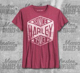 Harley-Davidson® Women's Since 1903 Short Sleeve Tee 99087-18VW