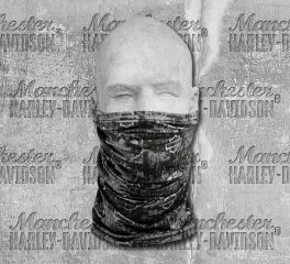 Harley-Davidson® Allover Printed Neck Gaiter with CoolCore™ Technology 98190-18V