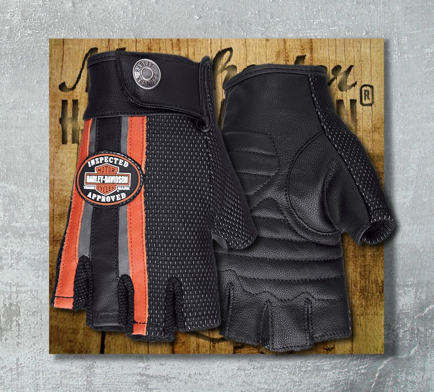 HARLEY-DAVIDSON Handschuhe Mix Media