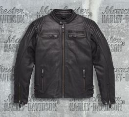 Harley-Davidson® Men's Urban Leather Jacket 98126-17EM