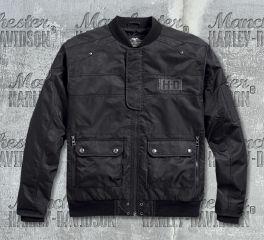 Harley-Davidson® Men's Vandal Bomber Jacket 97427-18VM