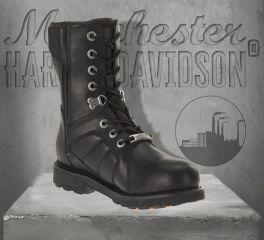 Harley-Davidson® Men's Vance FXRG Waterproof CE Certified Boots, Wolverine D97011