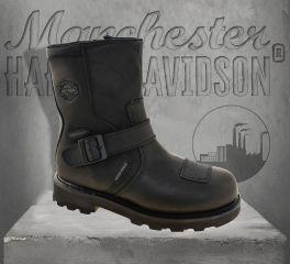 Harley-Davidson® Men's Blaine Waterproof Boots, Wolverine D96037