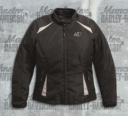 Harley-Davidson® Women's Textile Rumor Jacket 97219-17EW