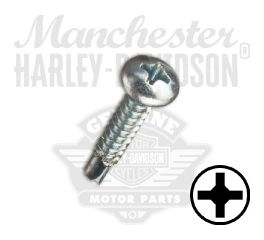 """Screw No. 4-40 x 3/8"""" UNC Phillips Pan Head Self-Tapping"""