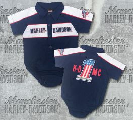 Harley-Davidson® Baby Boy Body Suit Short Sleeve Shirt, OkisOnent GmbH 3052617