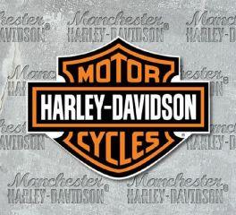 Harley-Davidson® Bar & Shield Blank Card HDL-20008
