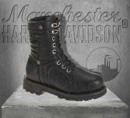 Harley-Davidson® Women's Zadora FXRG Waterproof CE Certified Boots, Wolverine D86010