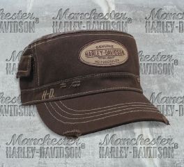 Harley-Davidson® Men's Genuine Oval Painter's Cap, Global Products, Inc. PC21639