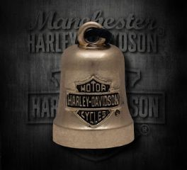 Harley-Davidson® Bar & Shield Logo Ride Bell, MOD Jewelry Group Inc. HRB066