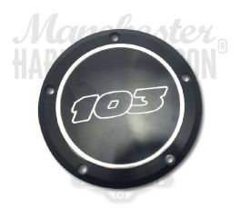 Harley-Davidson® Clutch Cover Denim Black 25700043