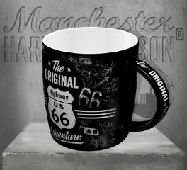 "Nostalgic Art ""Route 66"" The Original Adventure Mug 43012"