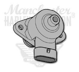 Harley-Davidson® Idle Air Control Actuator 27300065