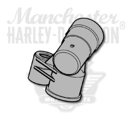 Harley-Davidson® Front Fuel injector Delivery Pipe 27400006