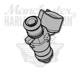 Harley-Davidson® Fuel Injector 27400032