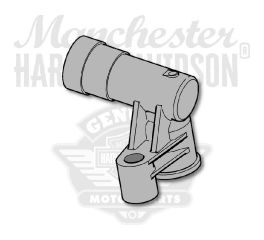 Harley-Davidson® Front Fuel injector Delivery Pipe 27400036