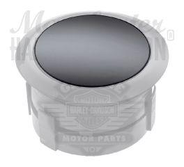 Harley-Davidson® Black Fuel Gauge Assembly 75011-08A