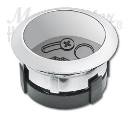Harley-Davidson® Fuel Gauge Housing Assembly 62945-06