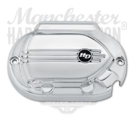 Harley-Davidson® Defiance Transmission Side Cover (Chrome) 25800063