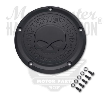 Harley-Davidson® Willie G Skull Derby Cover 25700740