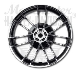 Harley-Davidson® Chrome Rear 7 Spoke Wheel 18x5 40900518